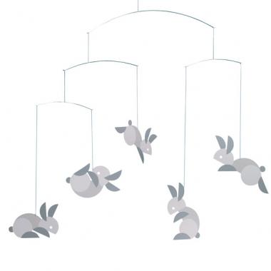 Mobile des lapins