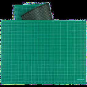 Tapis de découpe 2 faces 30×45 cm