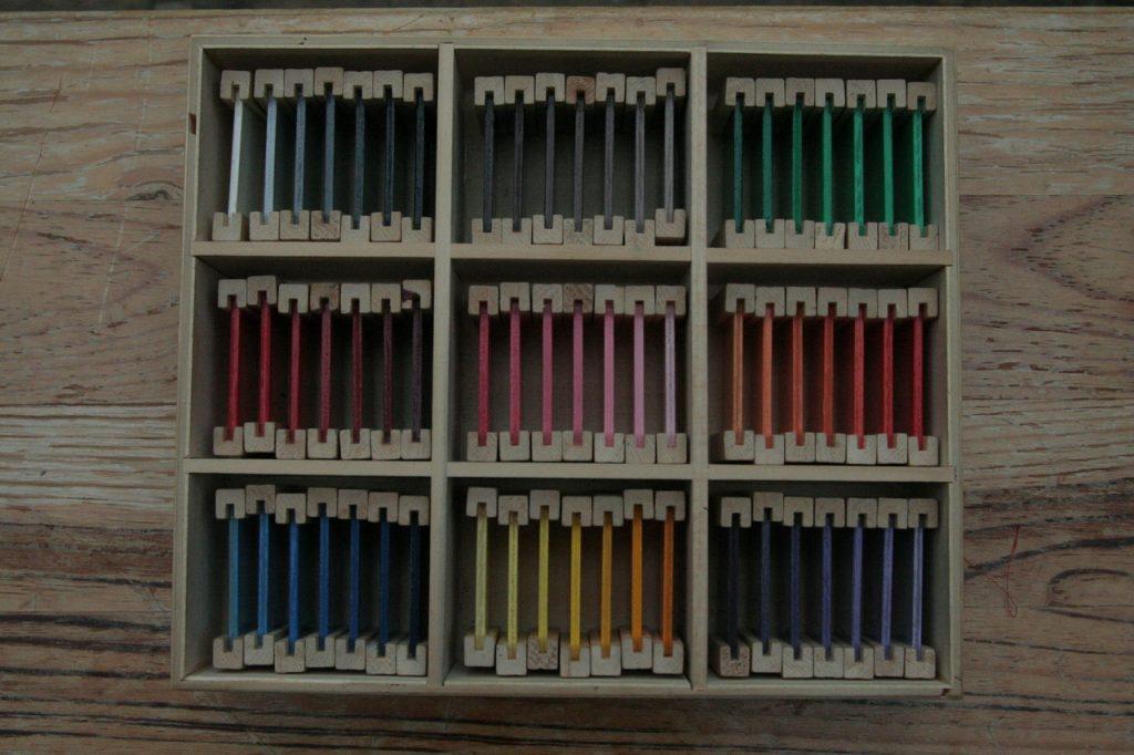 Boites de couleurs 3