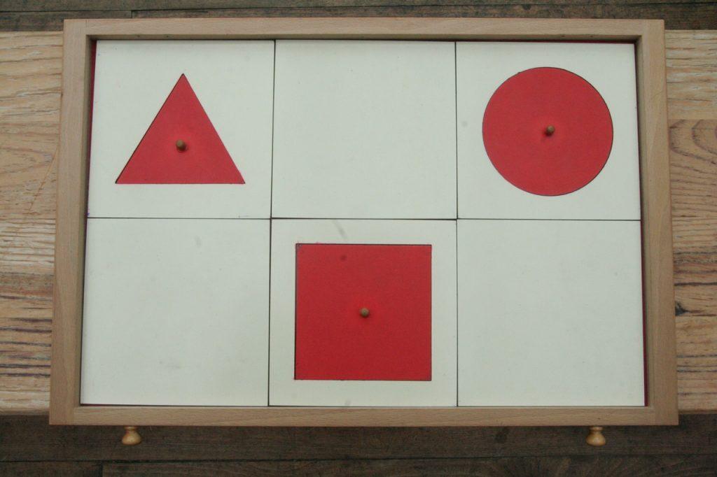 emboîtements plans de géométrie