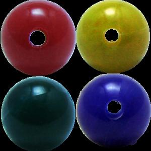 100 perles plusieurs couleurs au choix