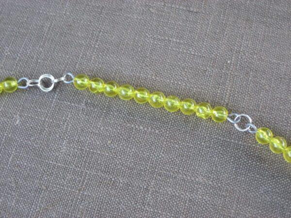 relier les chaînes des cubes anneaux doubles