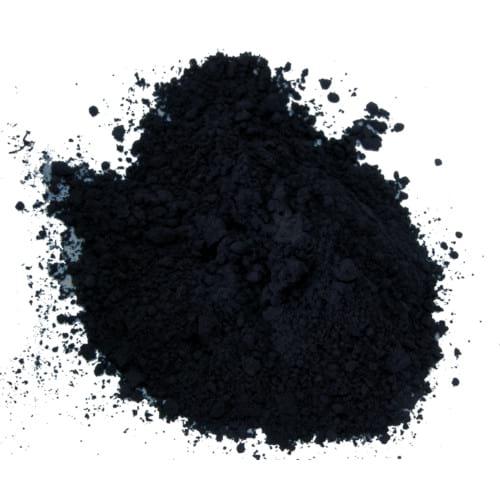 pigment noir poudre